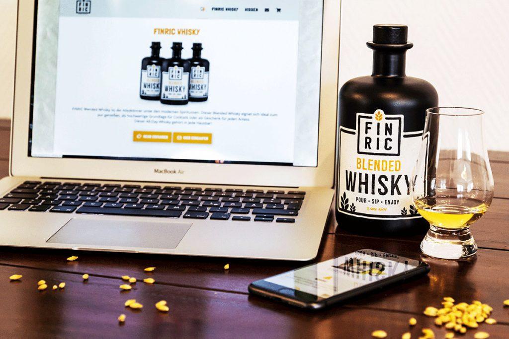 FINRIC Whisky Newsletter