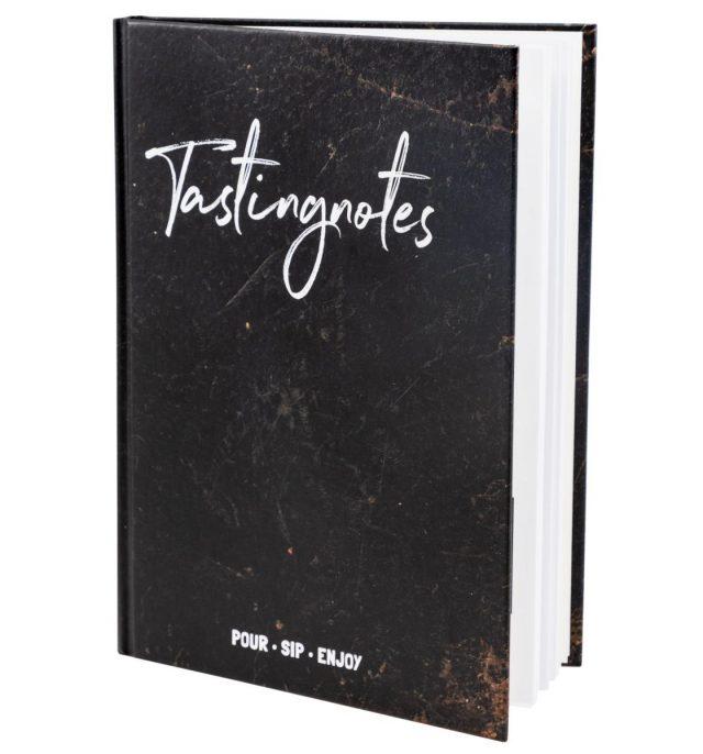 Tastingnotes - Whisky Tastingbook -Buch für Verkostungsnotizen